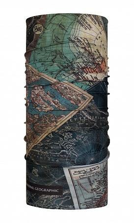 Бандана BUFF NATIONAL GEOGRAPHIC Бандана BUFF NATIONAL GEOGRAPHIC (One Size, ARTIC REGIONS, , , ,)
