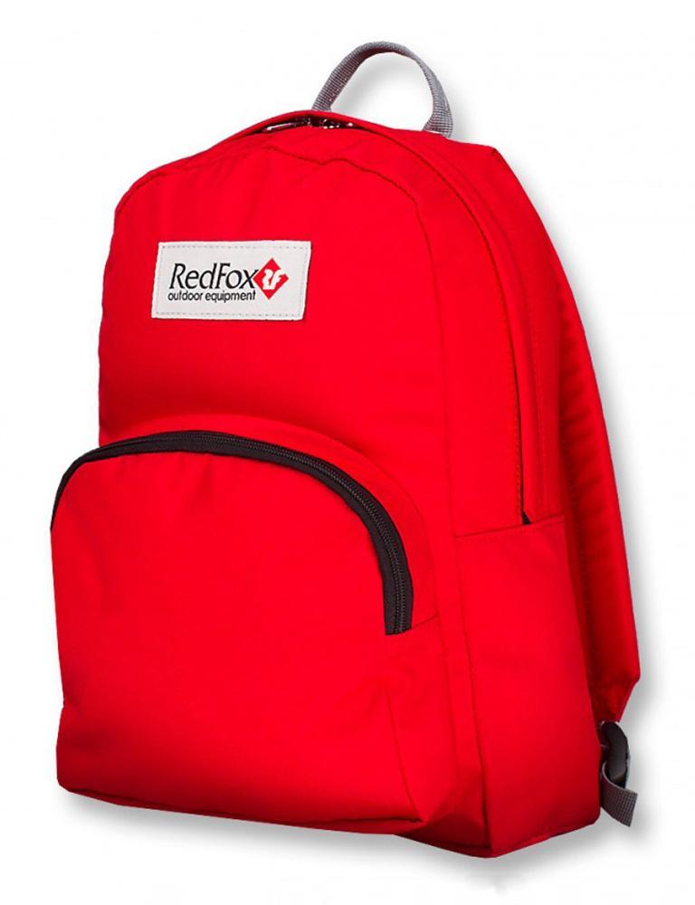 мужской рюкзак red fox, серый