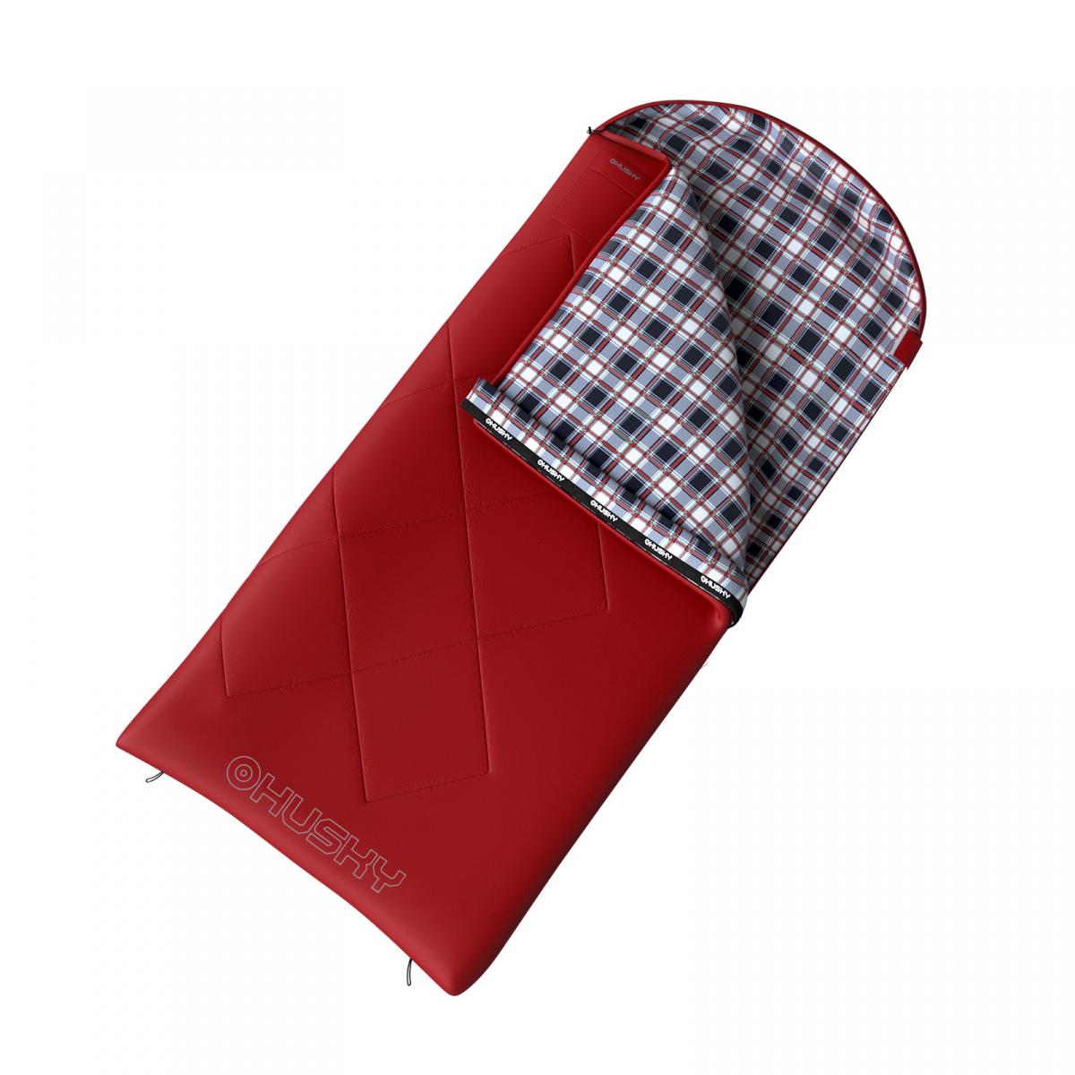 GALY KIDS -5 170x70 спальный мешок (зелёный