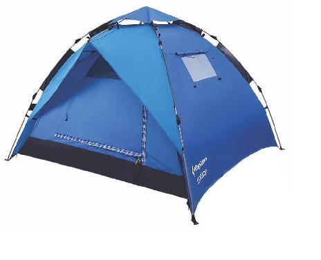 3089 FLORENCE Alu палатка (2+1, синий) от King Camp