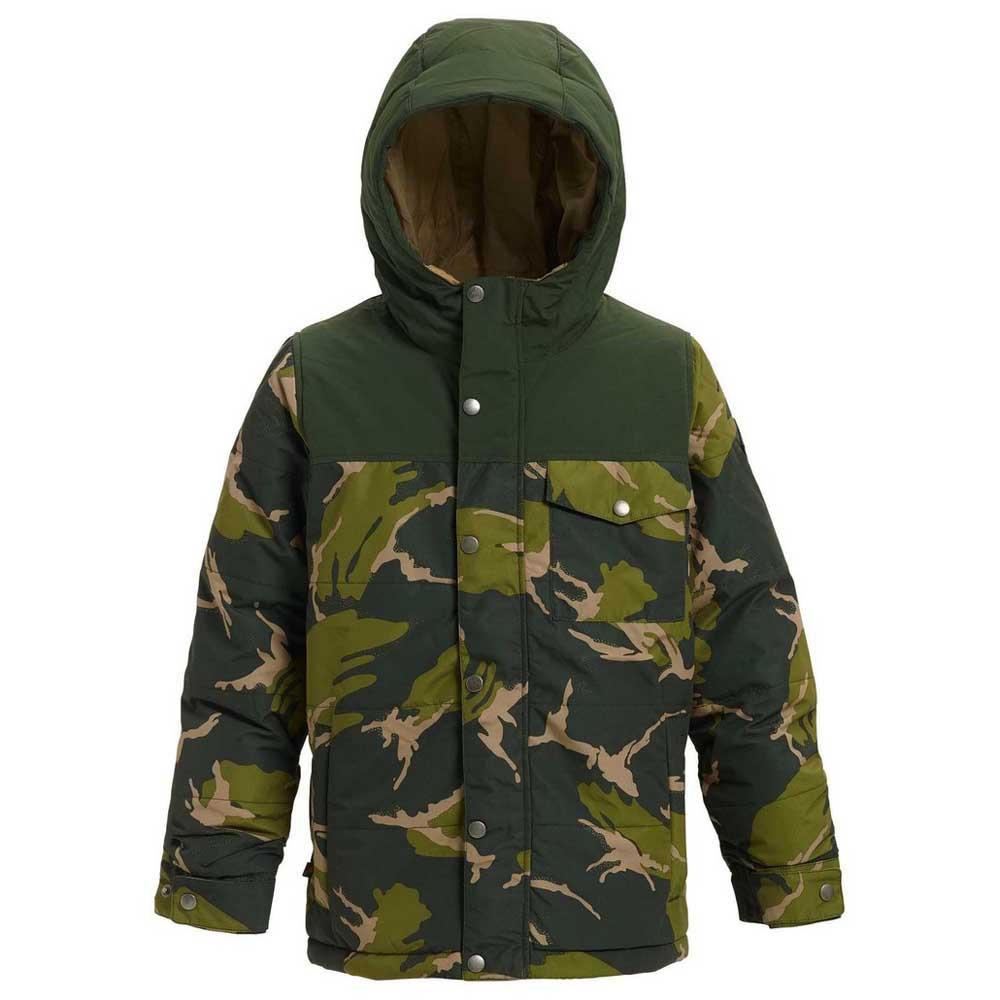 детская куртка burton