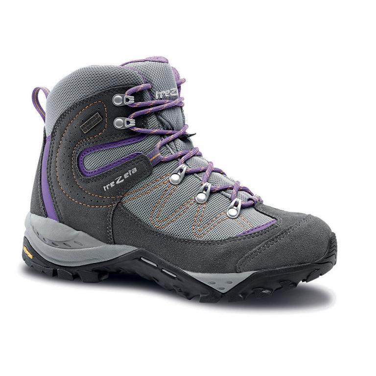 Ботинки CLAIRE EVO WP Trezeta серого цвета
