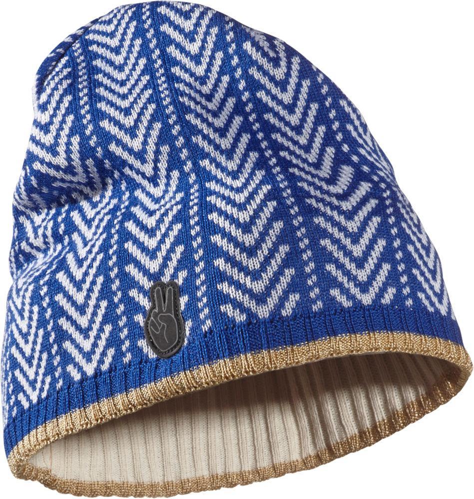 мужская шапка seger, серая