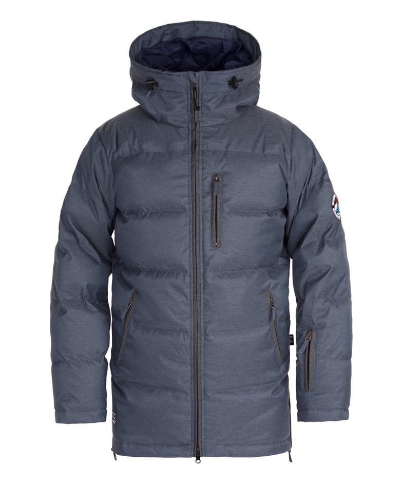 мужская куртка vr, синяя