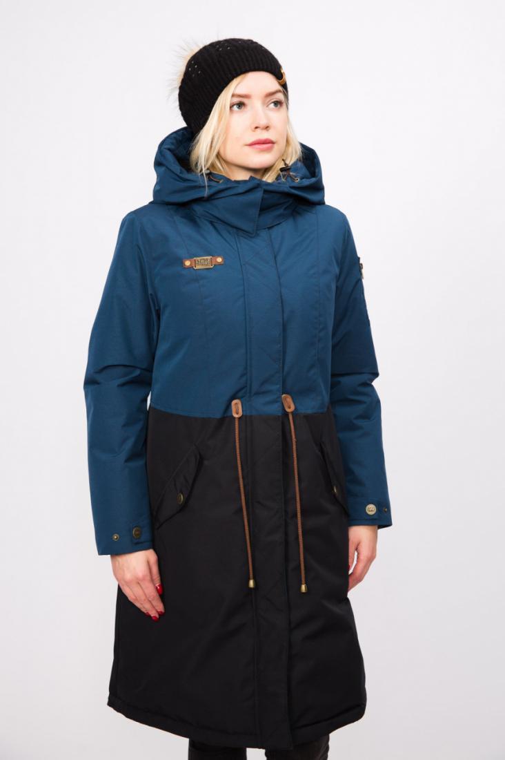 женская куртка stayer, черная
