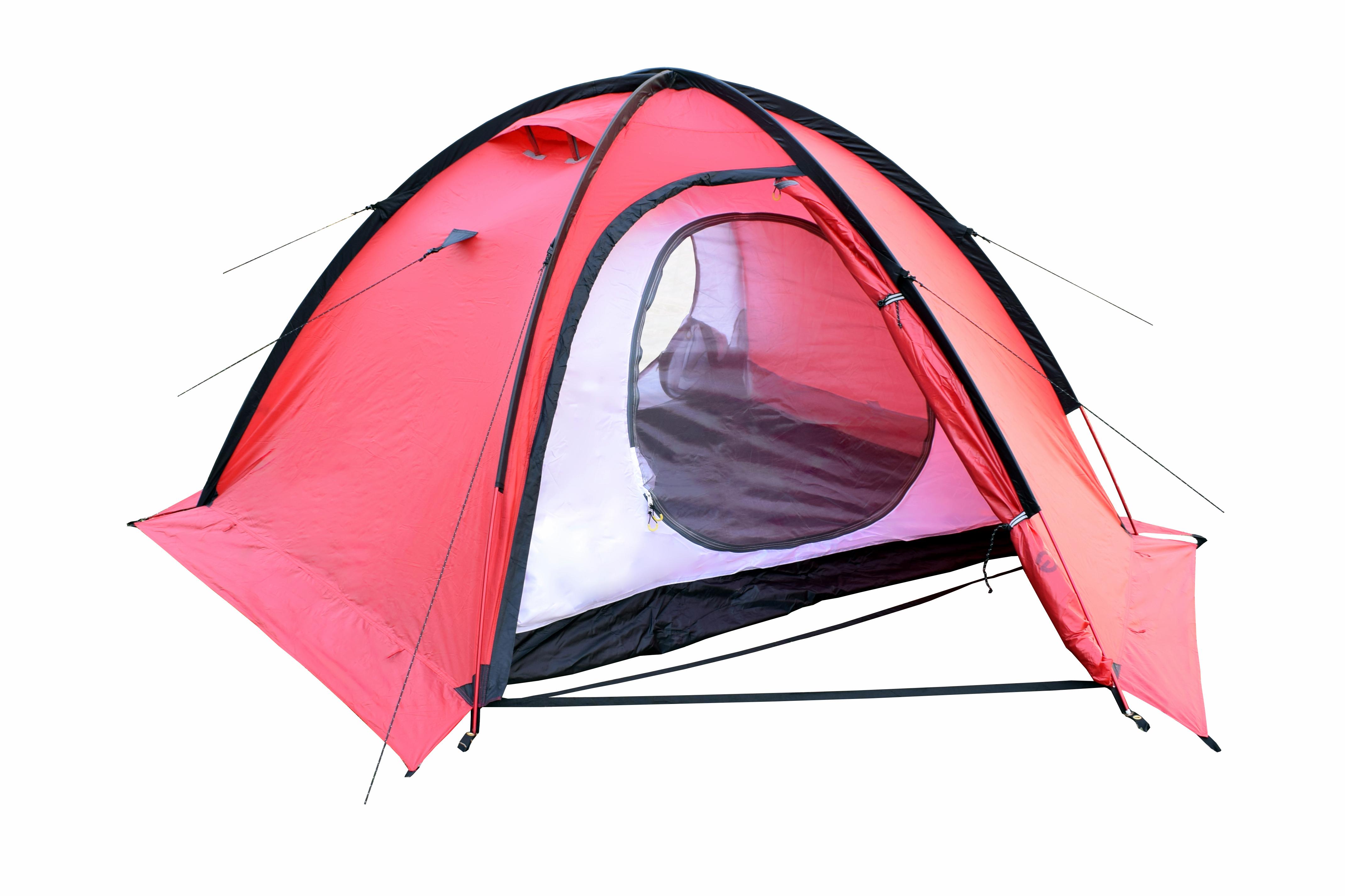 SPACE PRO 2 RED палатка Talberg (красный)