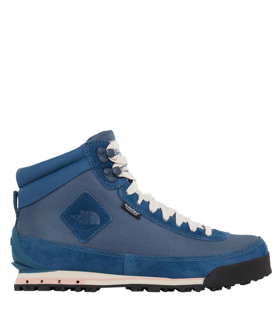 женские ботинки the north face, синие