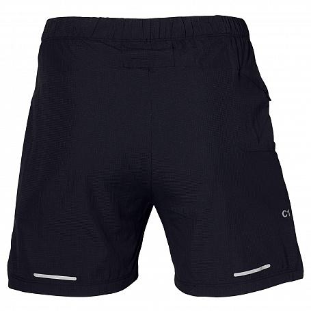 мужские шорты asics, черные