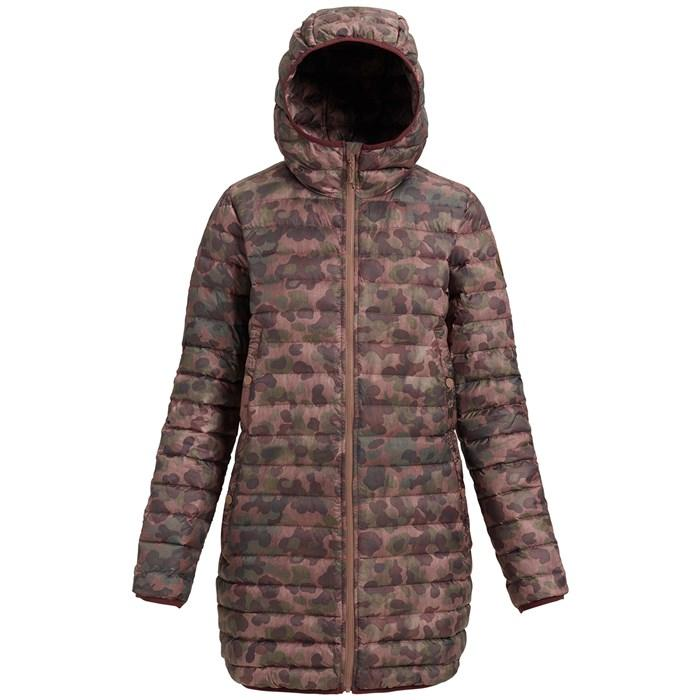 женская куртка burton, розовая