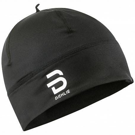мужская шапка bjorn daehlie, черная
