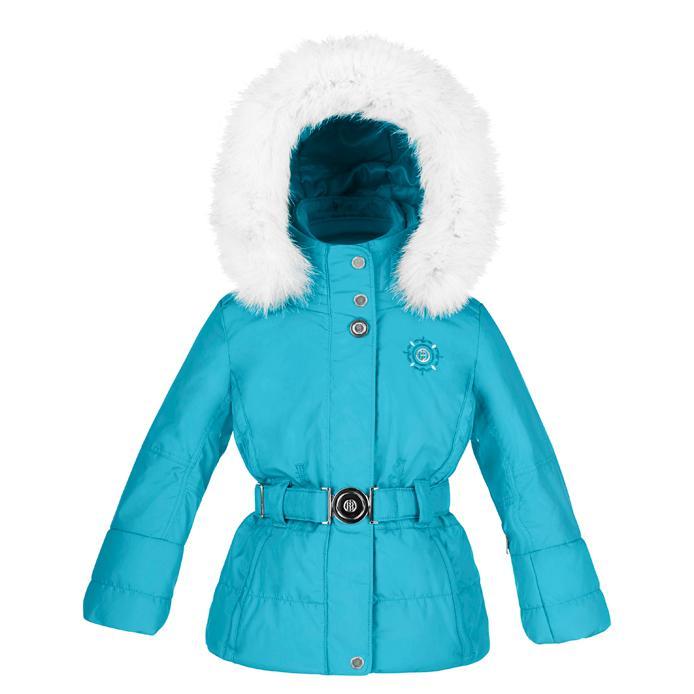 детская куртка poivre blanc, голубая