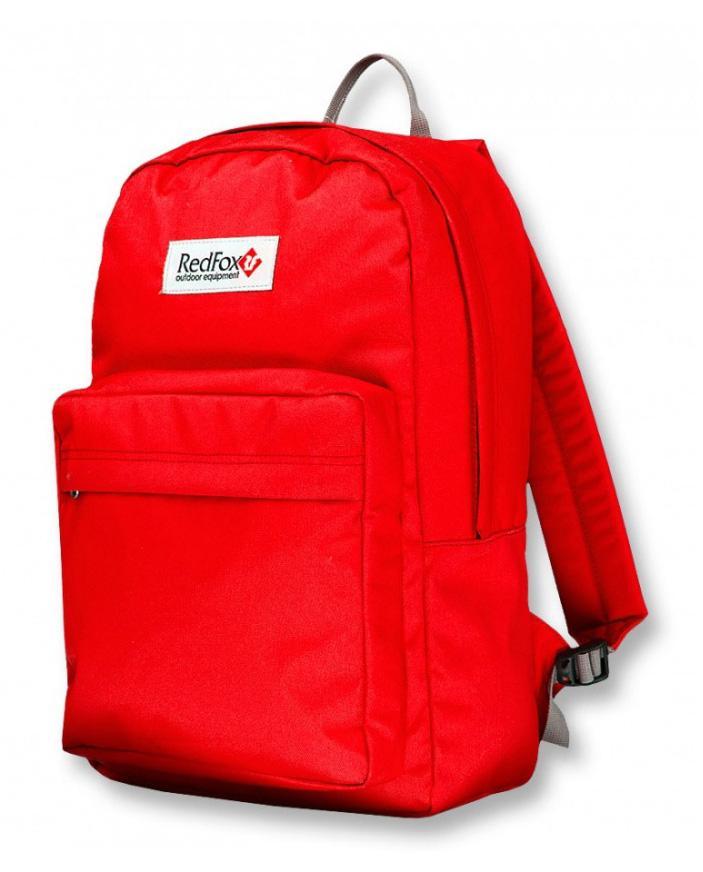 рюкзак red fox, серый
