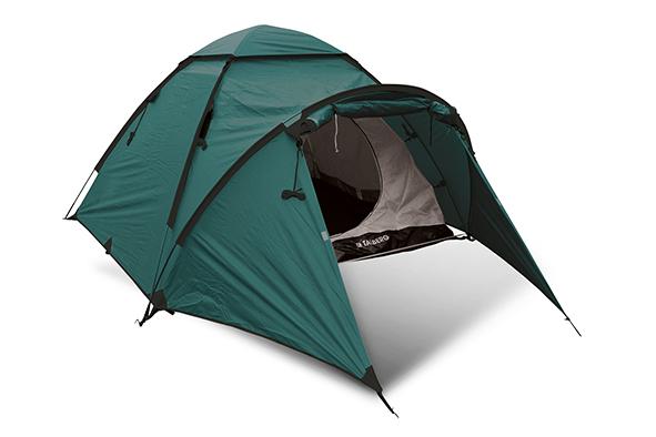 BONZER 4 палатка Talberg (зелёный)