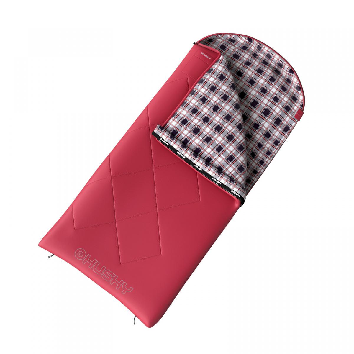 GROTY L -5С 200x85 спальный мешок (красный
