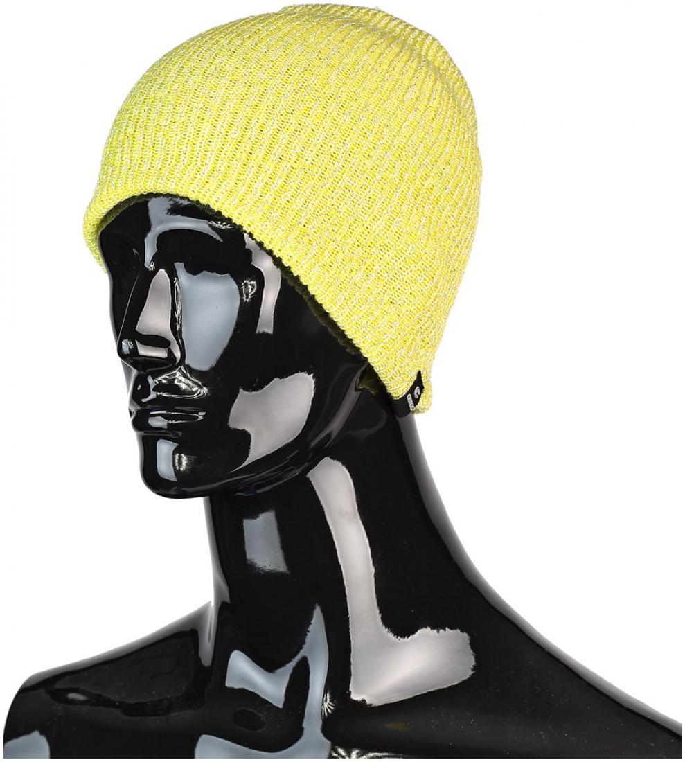 женская шапка chaos, желтая