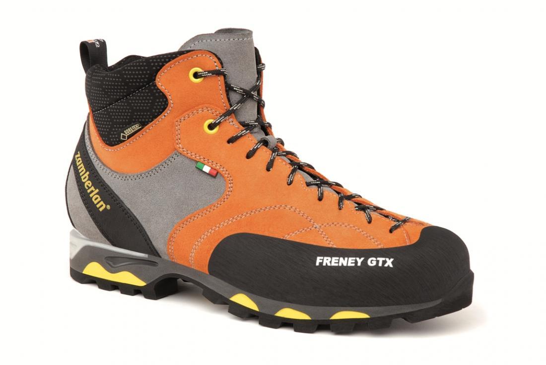 мужские ботинки zamberlan, оранжевые