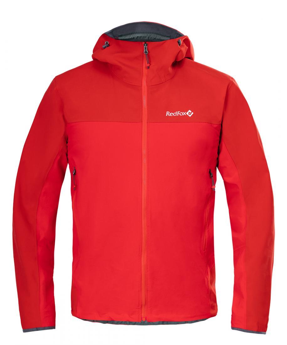 Куртка Eiger Shell Мужская Red Fox 1200/т.красный, , , W 17-18)