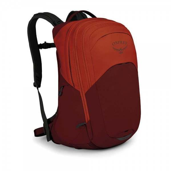 мужской рюкзак osprey, красный