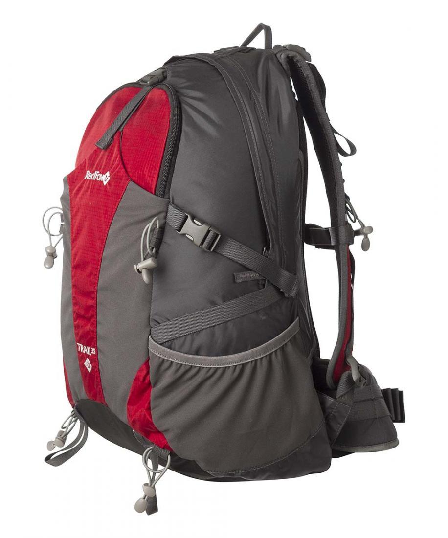 женский рюкзак red fox, хаки