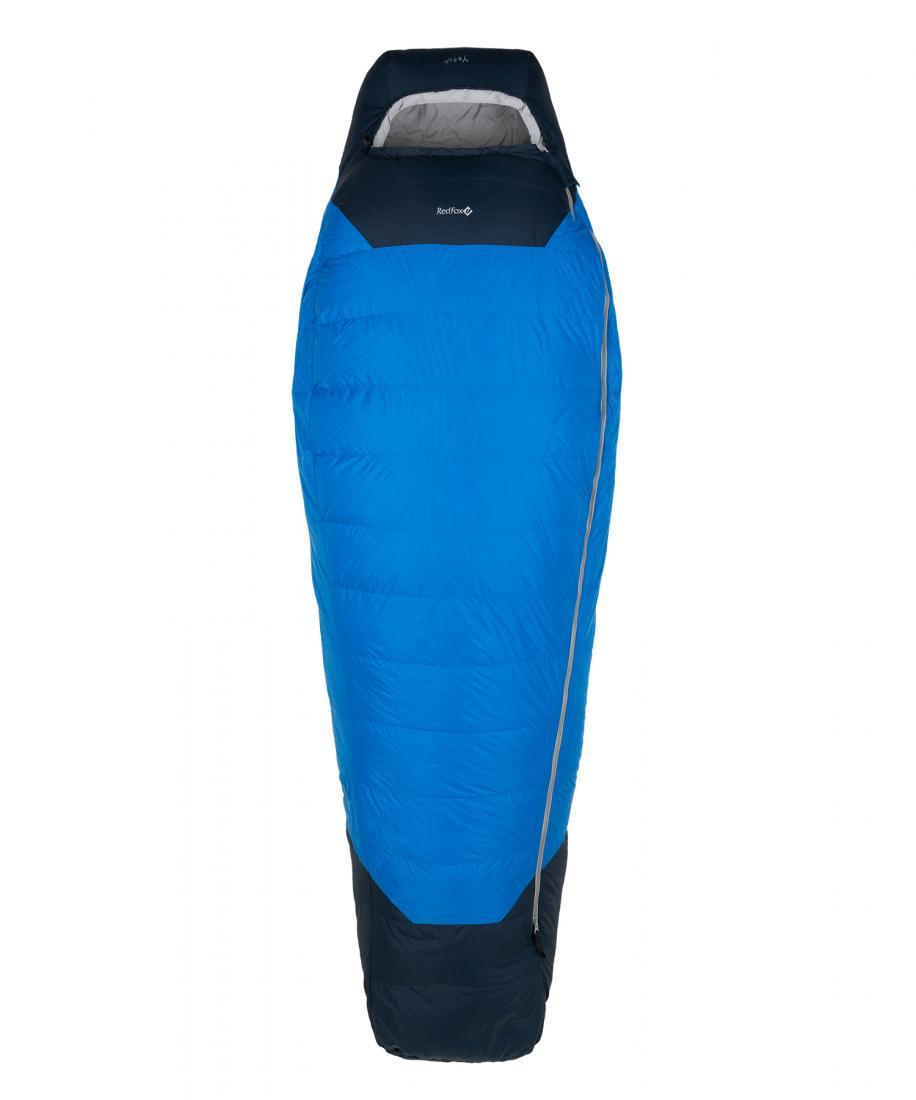 Спальный мешок пуховый Yeti-30C left