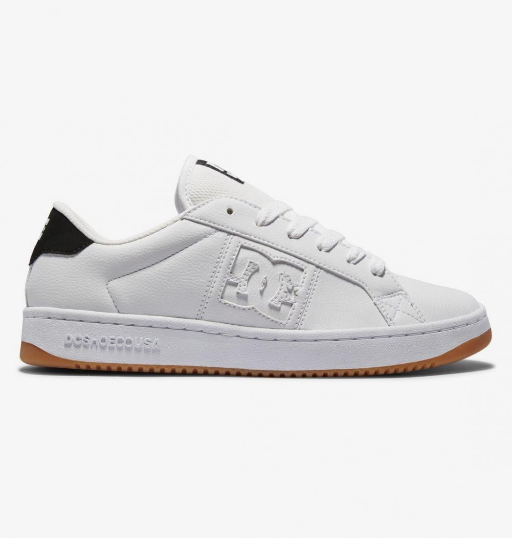 Кеды DC Striker DC shoes белого цвета