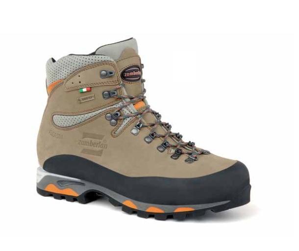 мужские ботинки zamberlan, бежевые