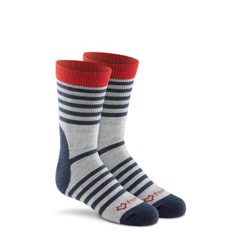 детские носки foxriver, серые
