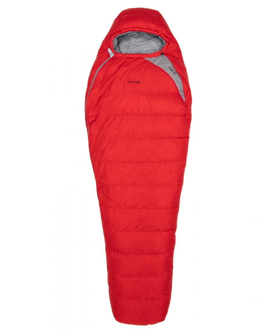 Спальный мешок пуховый Rapid -30C left от Red Fox