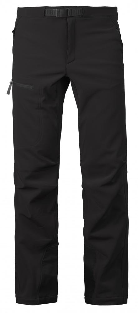 мужские брюки red fox, черные