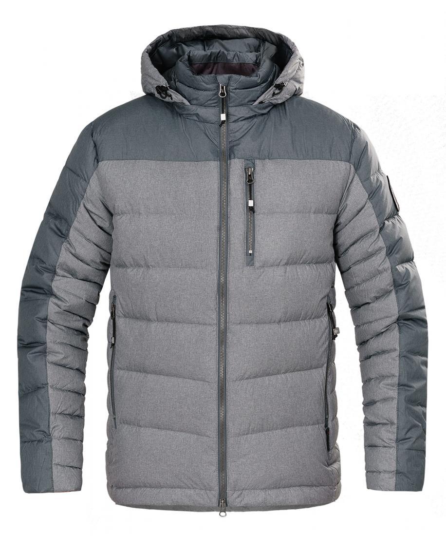 Куртка пуховая Bergen Мужская фото
