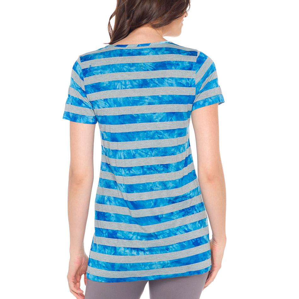 Топ LSW1404 BEA TOP (L, BLUE POTATO STRIPE, ,) купить в Boardshop №1