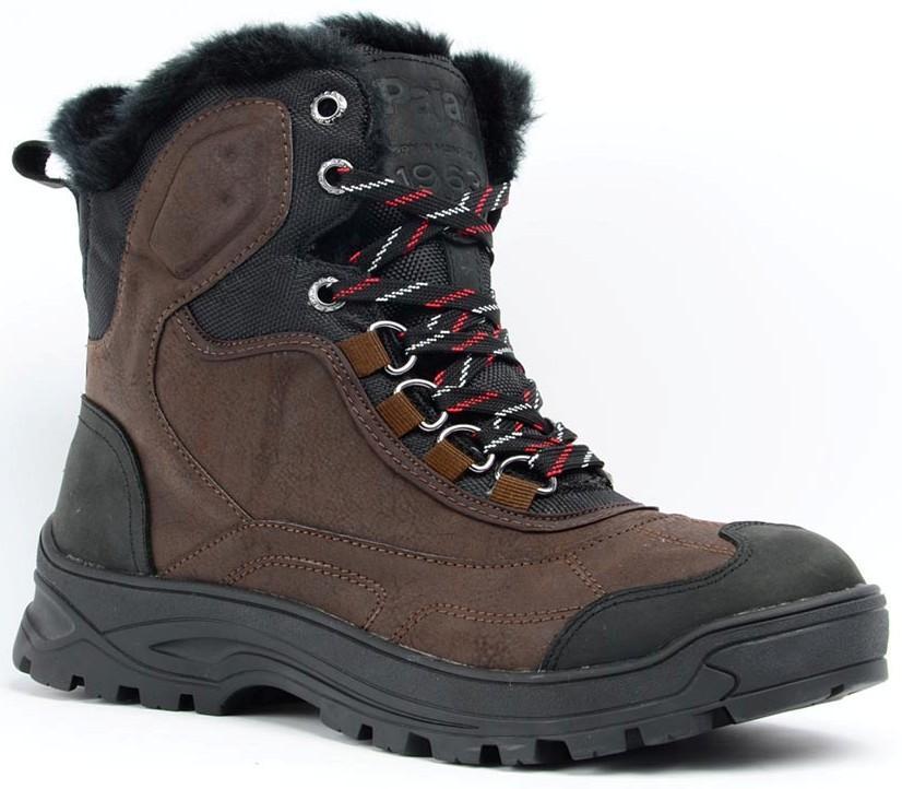 мужские ботинки pajar, коричневые
