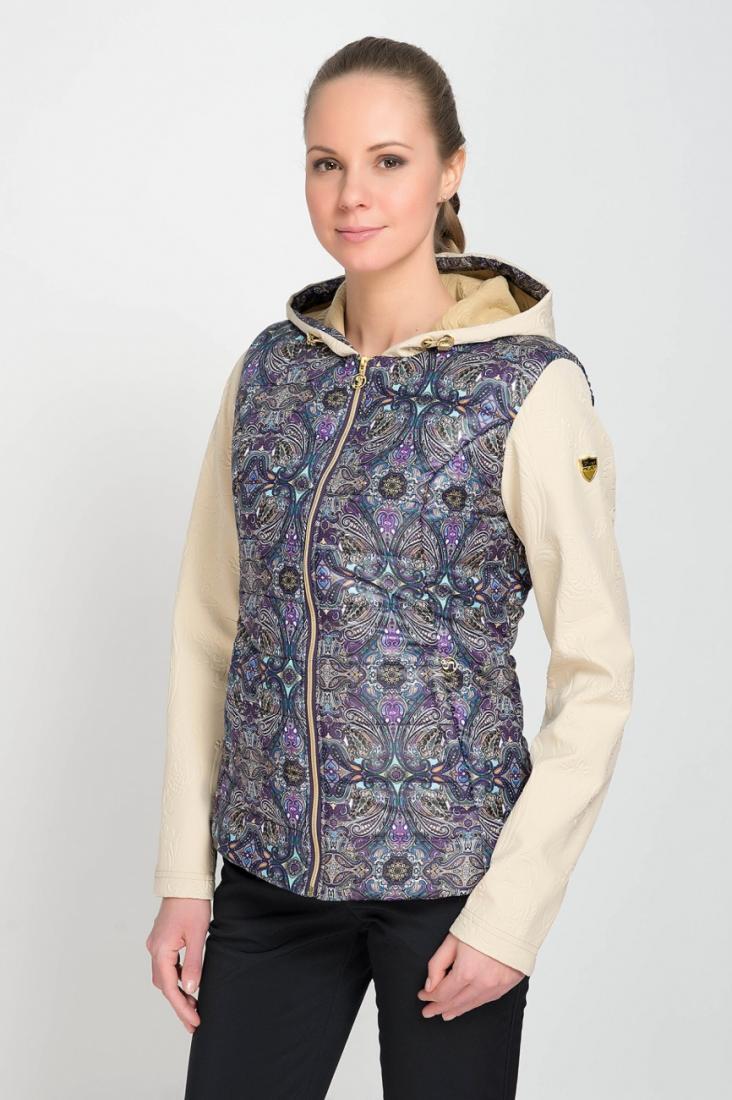 женская куртка stayer, бежевая