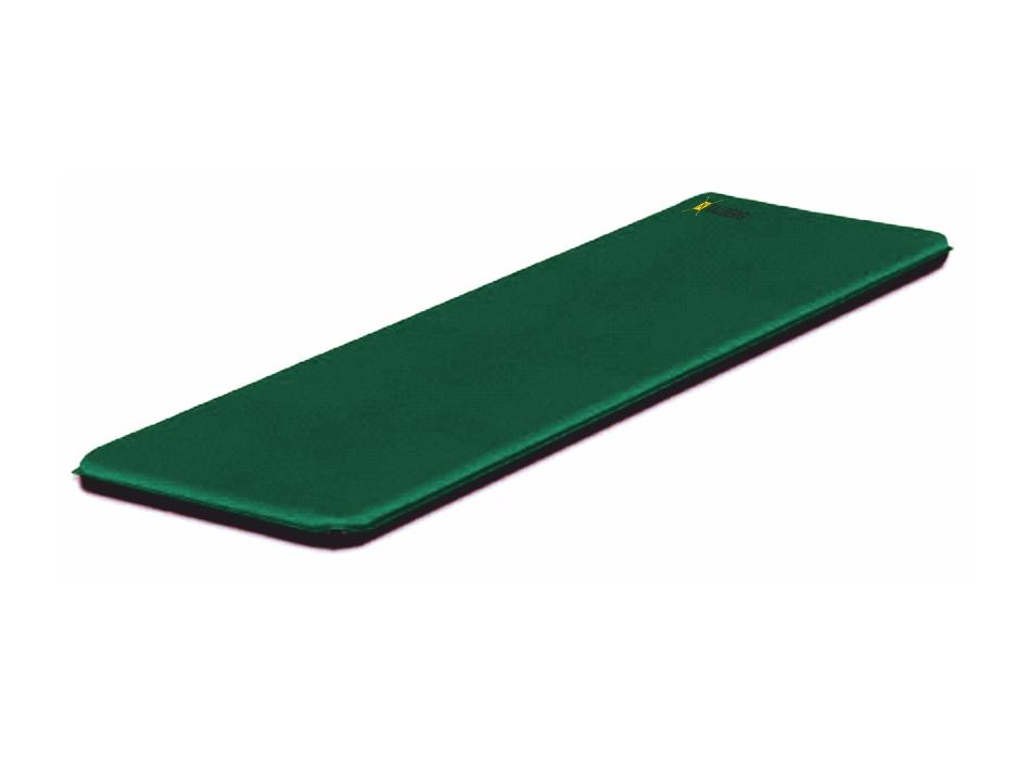 CLASSIC MAT самонадувающиеся коврики (183X63X3.8 т.-зелёный)